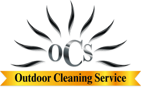 Outdoor Cleaning Service Logo