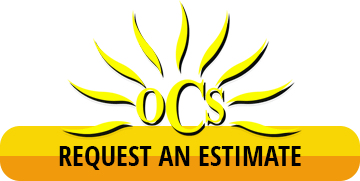 OCS Request an estimate logo