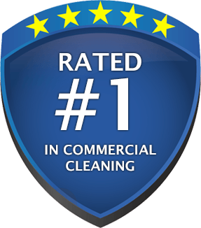 Rated #1 In Commercial Cleaning
