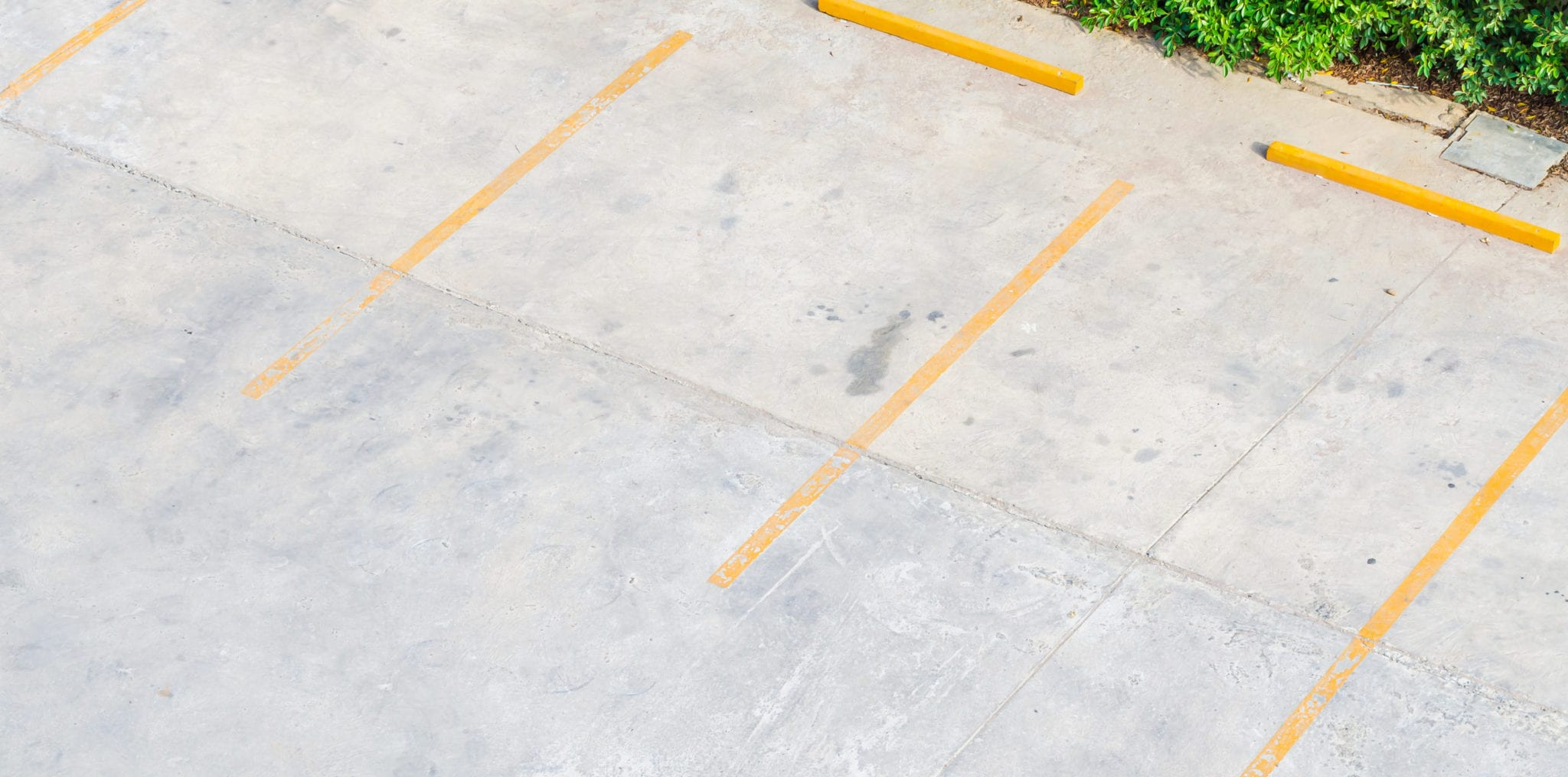 parking Lot Cleaning